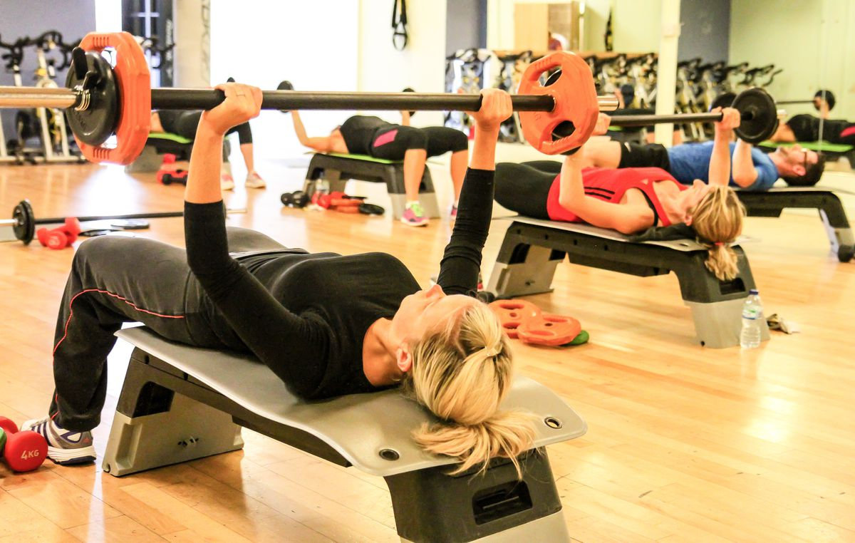 The gym at The Shrewsbury Club is to receive further investment