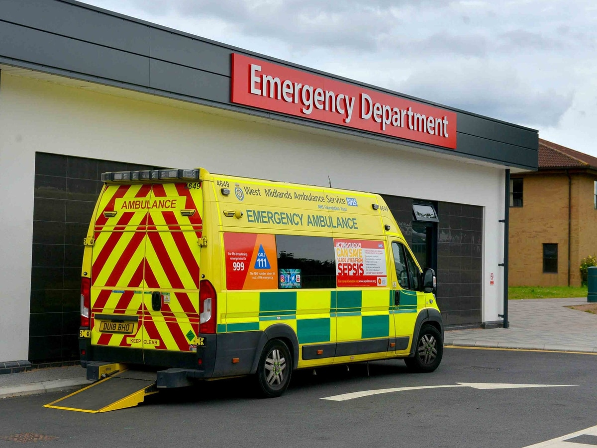 A&E Local only open for 'core hours'