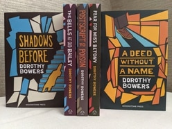 Leominster author's detective novels re-published