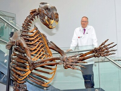 Shrewsbury school's science centre is a roaring success - with pictures