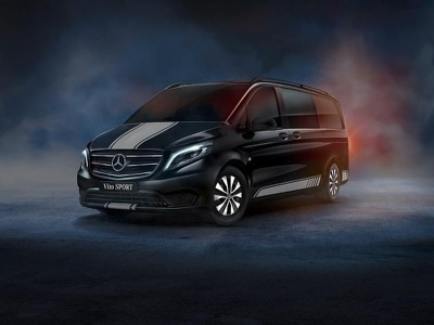 Order books open for new Mercedes Vito Sport