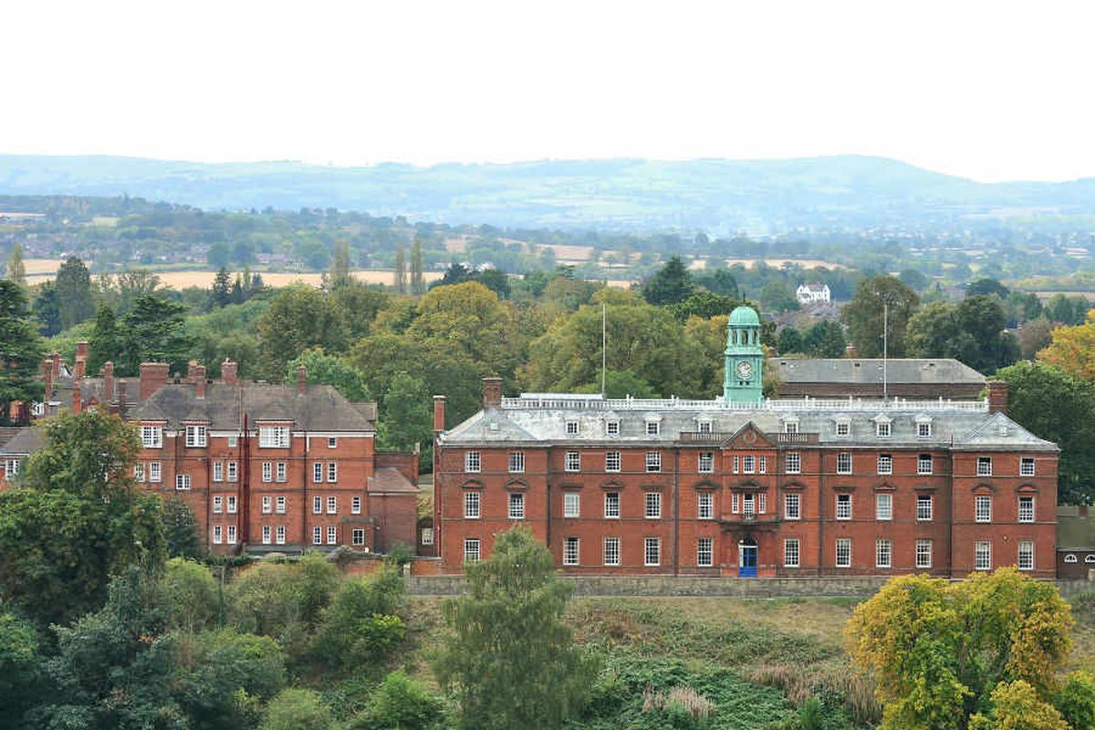 Member of staff from Shrewsbury School being investigated for historical sex offences