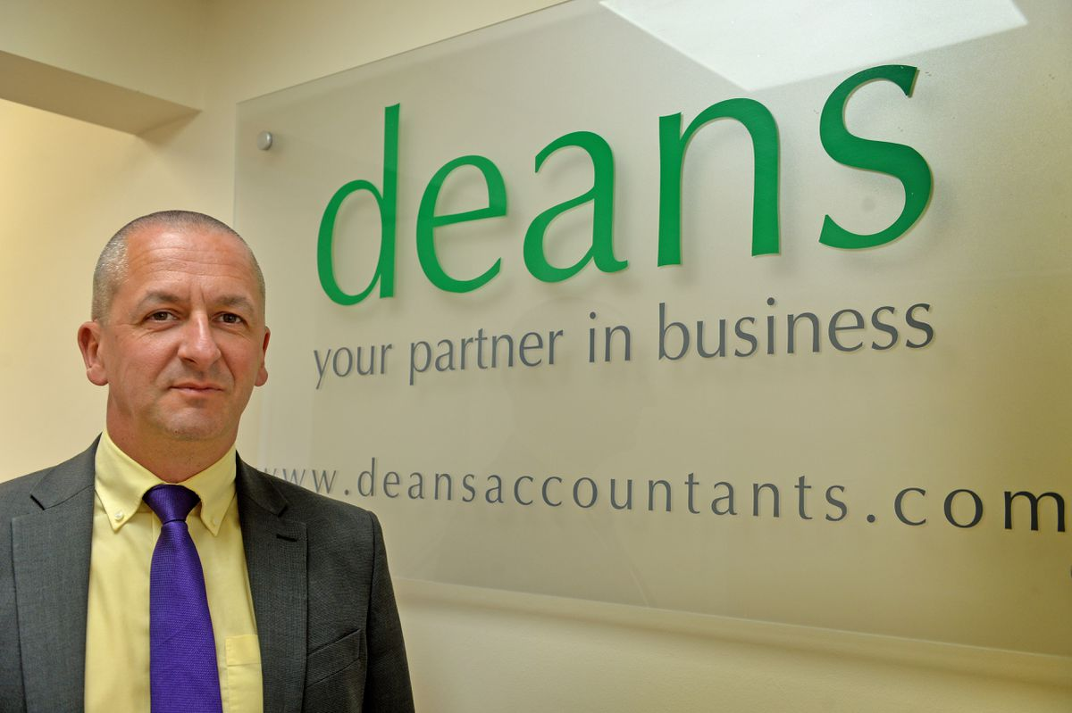 Richard who is a partner at Stafford-based firm Deans,enjoys the variety of his work