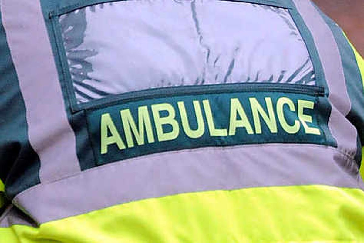 Shropshire safety worries over kits for paramedics