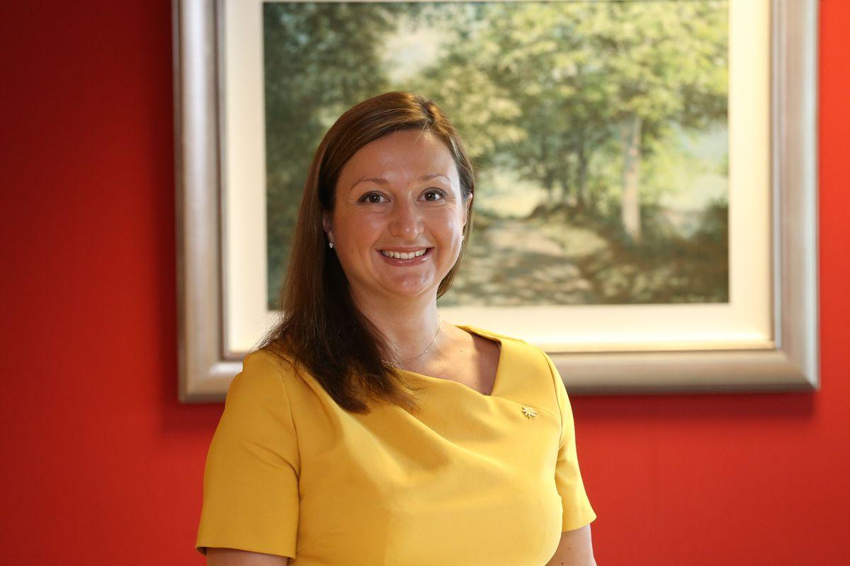Francesca Hutcheson, of Dyke Yaxley Chartered Accountan