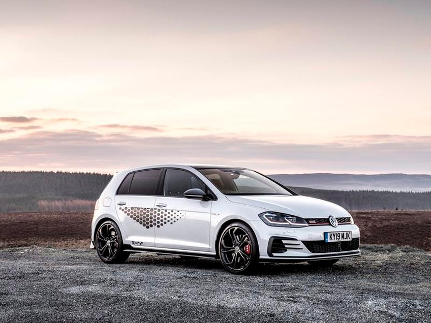 UK drive: The Golf GTI TCR turns VW's hot hatch up to 11