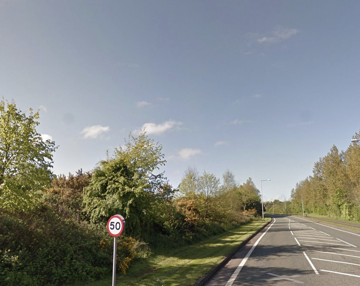 Donnington Wood Way. Photo: Google StreetView.