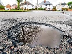 What, no potholes? Shropshire Council report comes under fire