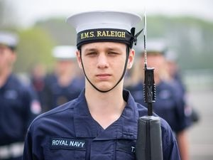 Sam Tait, a Royal Navy aerospace engineer technician, will be the youngest member of the military at Prince Philip's funeral