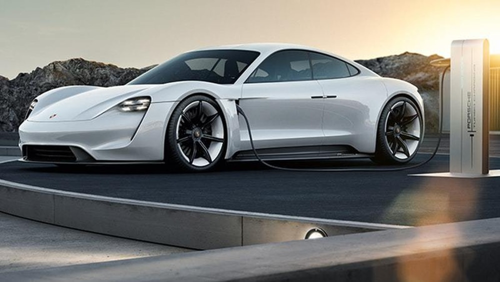 Porsche sets sights on Tesla, will invest $7.4 billion in EV development