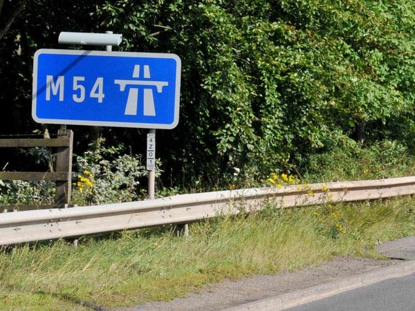 JAILED: Man drove 13 miles the wrong way along M54 and A5 while double the alcohol limit