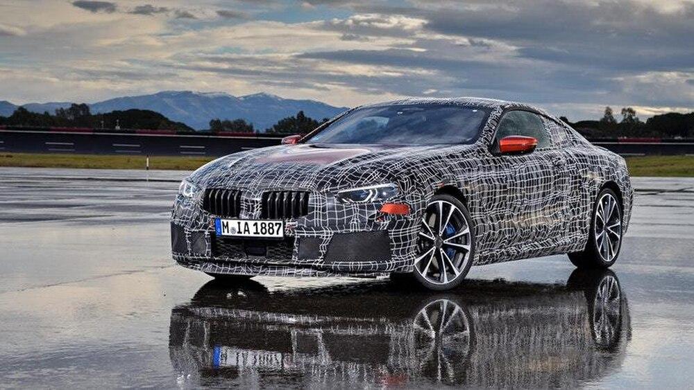 BMW 8 Series leaked ahead of Geneva Motor Show debut