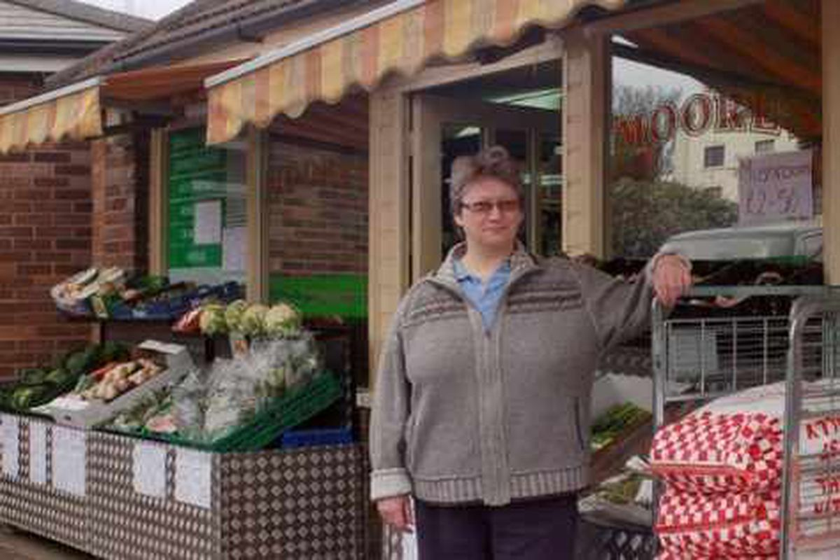 'Every little helps' Telford shopkeeper to throw in the towel