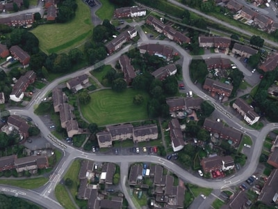 Investigations continuing after shot fired at car on Telford housing estate