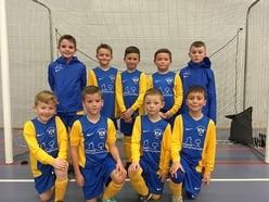 Boys club gets new kit