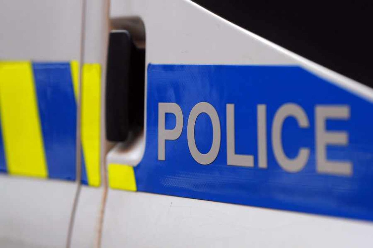 Two people have been charged over a stabbing in Shrewsbury