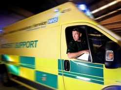 Shock figures reveal two in five Midlands paramedics attacked in 12 months