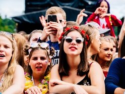 V Festival day two - Thousands party at Weston Park - with PICTURES and VIDEO