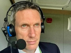 Tennis commentator heads for Shrewsbury