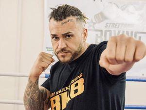 Bareknuckle fighter Darren Godfrey