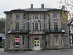 The Knighton Hotel up for sale
