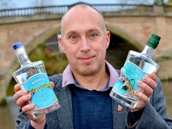 Cheers: Meet the man from Bewdley who makes gin
