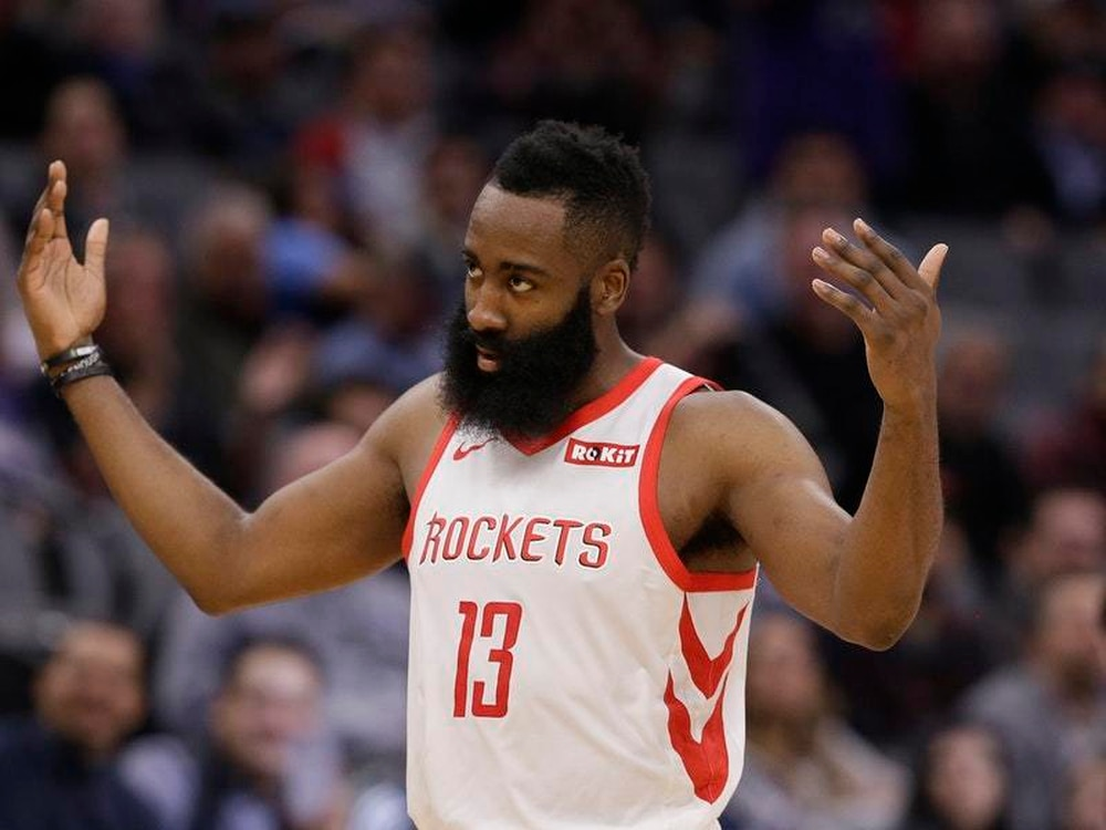dd727a5ed8f6 James Harden extends 30-point streak to 28 games as Houston beat ...