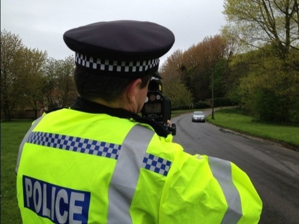 Ten speeders ticketed in one day near Newport