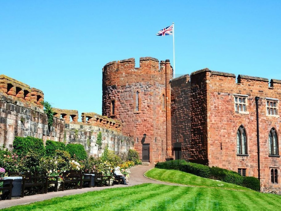 Record number at Shrewsbury Castle for special open day