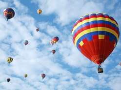 Hot air balloons to fill Oswestry skies as festival returns