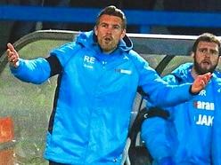 Rob Edwards bidding to lift 'flat' AFC Telford