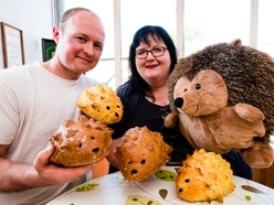 Crusty critters on the menu in south Shropshire bakery