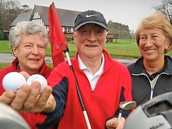 Open golf weekend drives crowds