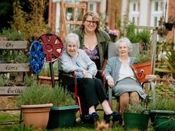 Sensory garden for Albrighton nursing home