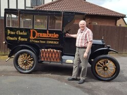 Early motor car to be showcased at Shropshire Family Vintage Show