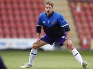 Dave Edwards of Shrewsbury Town.