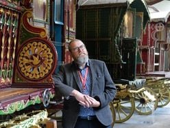 Backbone of the museum: What it's like to be the face of Hartlebury Castle