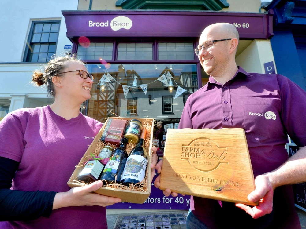 Ludlow deli is named best in the country