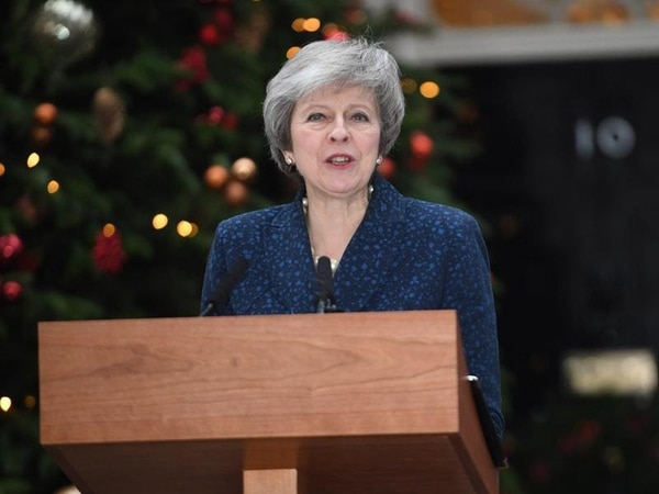 Theresa May faces MPs after vowing to remain Tory leader