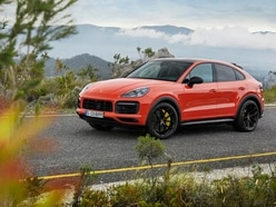 First Drive: Porsche's Cayenne Coupe is a sleek take on an excellent SUV