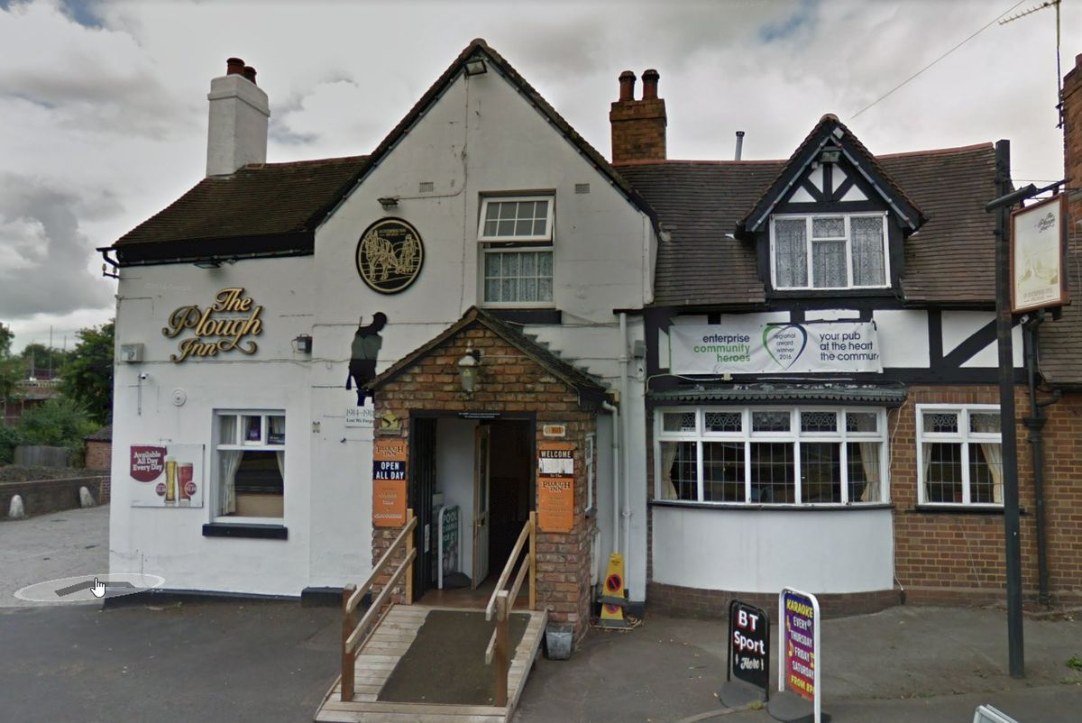 Wellington's The Plough Inn. Pic: Google Street View
