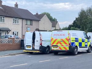 Police in St Martins, where the man was found dead