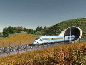 The next phase of HS2 was approved this week