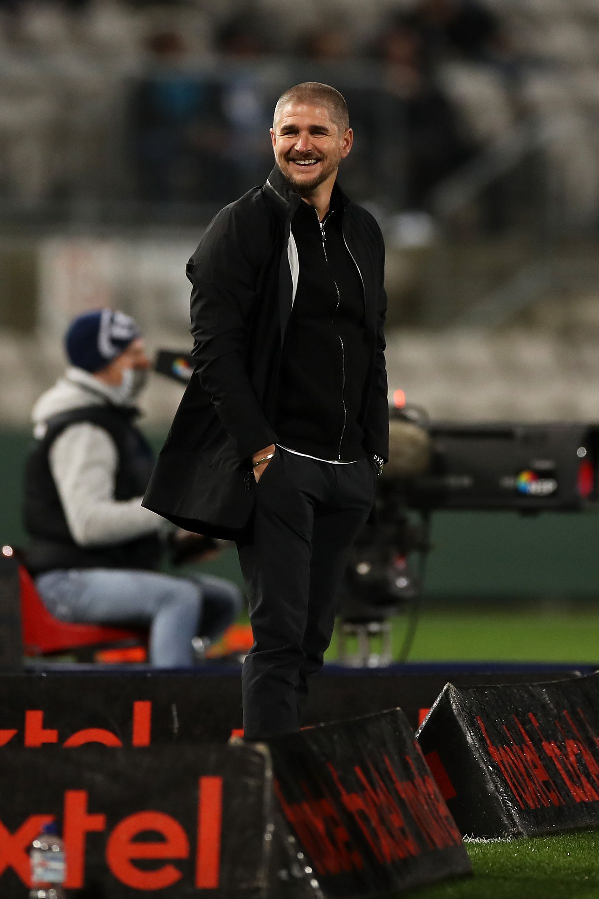Carl Robinson (Photo courtsey Newcastle Jets)