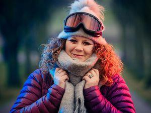 Julia Viani - North pole trek