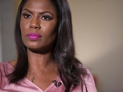 Dog slur former Trump aide Omarosa says she will not be silenced