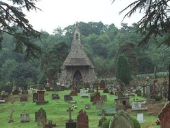 """""""Mindless idiots"""" condemned for driving over Bridgnorth graves"""