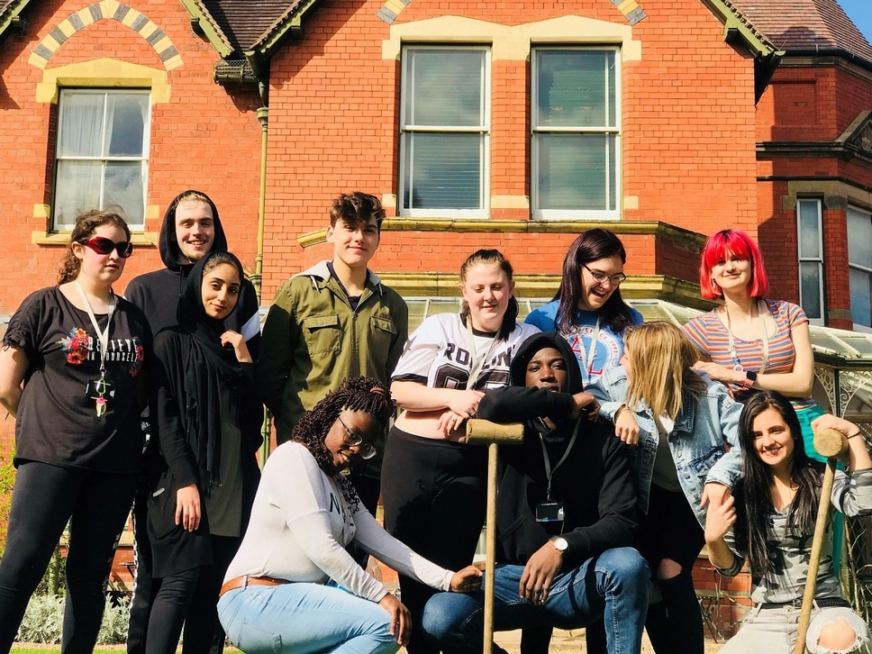 Telford landmark inspires students