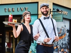 Peaky Blinders comes to The Ivy Temple Row with limited edition cocktails