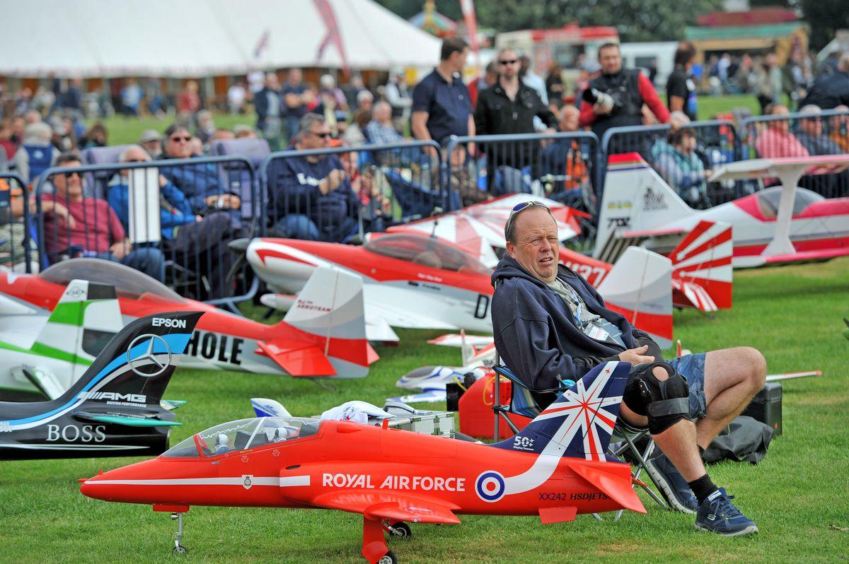 Weston Park Airshow International